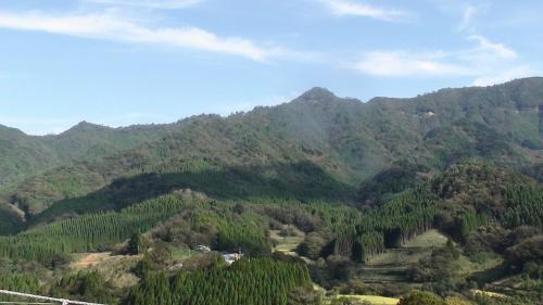 高千穂の山々