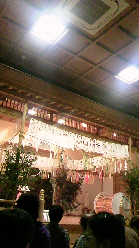 高千穂神社の神楽
